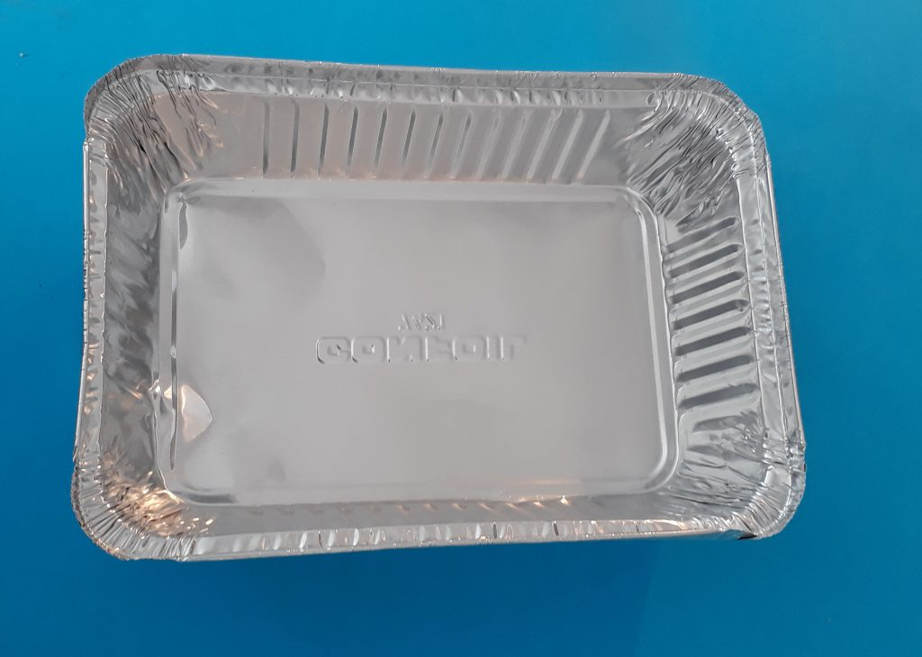 Foil Tray Image