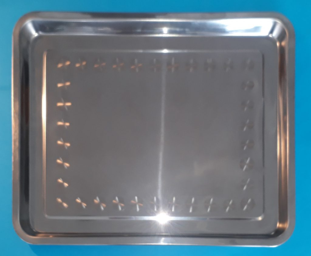 Large Foil Tray Image
