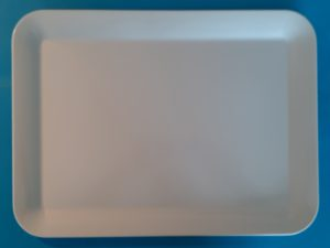 Large Melamine Rectangle Tray Image